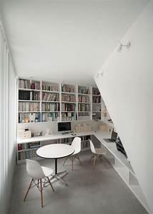Bibliothèque Murale Design : biblioth que bureau int gr design bg64 jornalagora ~ Teatrodelosmanantiales.com Idées de Décoration