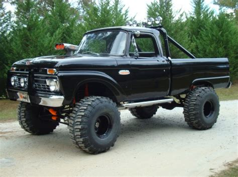 Ford Trucks For Sale