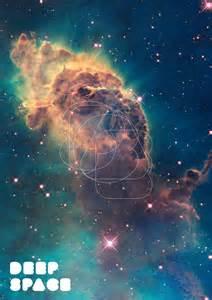 NASA Hubble Deep Space