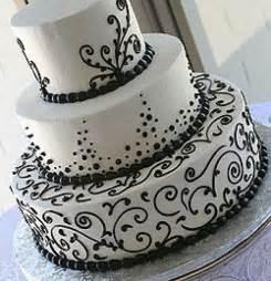 black and white wedding cake black white wedding cakes on wedding cakes cake and black and white