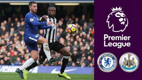 Chelsea vs Newcastle United ᴴᴰ 02.12.2017 - Premier League ...