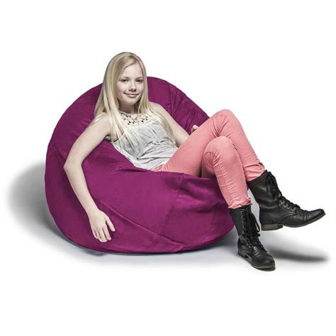 4 foot jaxx cocoon bean bag chair comfy bean bag chairs