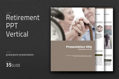 Retirement Powerpoint Template by Certificate Of Retirement Template 187 Designtube Creative