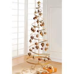 metal spiral ornament trees improvements catalog