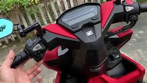 C U00f3 N U00ean Mua Honda Vario 150 2019 Matte Red