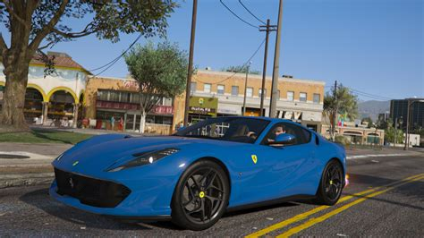 812 Superfast Modification by 2018 812 Superfast New Exterior Livery