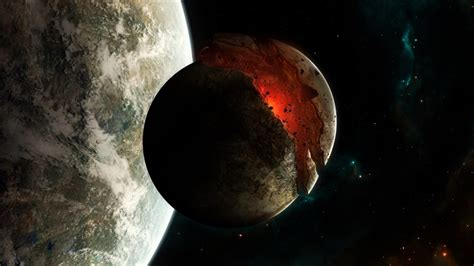 planet disaster  space hd wallpaper wallpaperfx