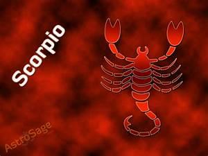 Scorpio Wallpaper Zodiac - WallpaperSafari