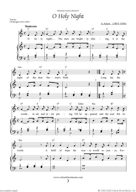 Christmas Songs Sheet Music To Download Instantly