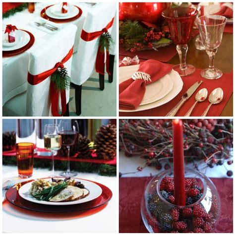 cheap christmas table decorations christmas table decorations ideas for 2013