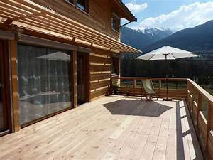 Pare Soleil Balcon : nicollet charpente construction de maisons ossature bois ~ Edinachiropracticcenter.com Idées de Décoration