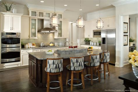 kitchen cabinets used are these pendants large for a 10 foot ceiling height 3282