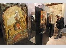 Egypt's Coptic art exhibition highlights cultural diversity