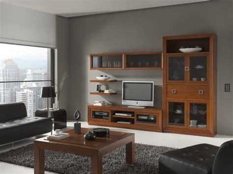 gris suave living room revamp en  muebles color