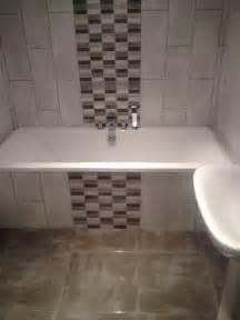 bathroom feature tiles ideas mosaic tiles on bath panel search home ideas bath panel and bath