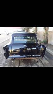 1957 Chevy 2dr Wagon Handyman 210  283 V8   3 Speed Manual