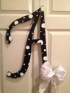 1000 images about letters for doors on pinterest custom With lowes wooden letters