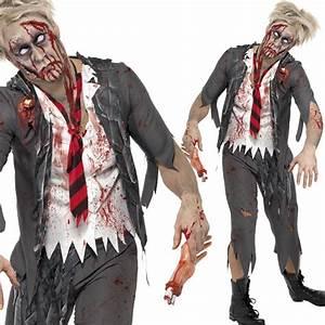 Halloween Kostüm Herren Selber Machen : halloween zombie kost m herren damen zombies wandern ~ Lizthompson.info Haus und Dekorationen