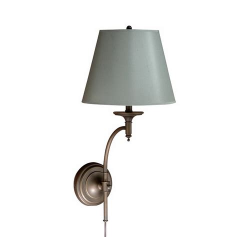lighting cute plug in wall sconce with lots of styles and