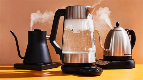 water electric kettle tea kettles coffee boiling hard epicurious steaming before
