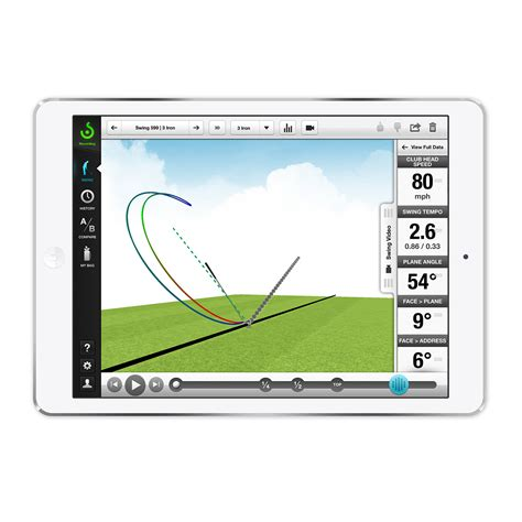swing analyzer swingbyte 2 digital golf swing analyzer swingbyte