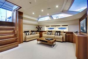 Sailing boat interior design rans for Interior decorating ideas for boats