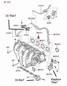 Intake Manifold Runner Control Stuck Open  Help