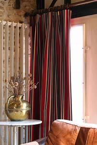 Tissus Pour Double Rideaux : rideaux et voilages sur mesure m tissage mati res ~ Melissatoandfro.com Idées de Décoration
