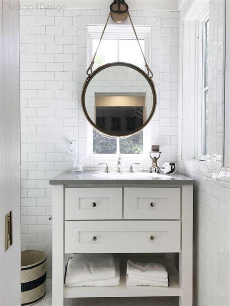 Hang Bathroom Mirror by Southern Living Idea House 2017 Part 1 Cuckoo 4