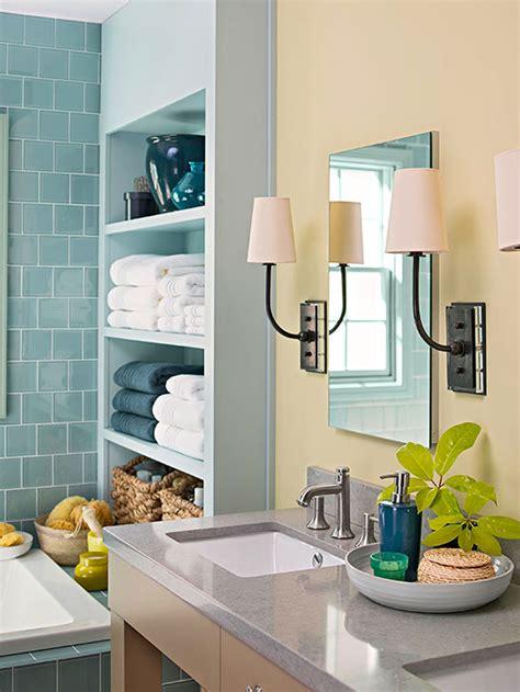 Bathroom Storage Ideas  Better Homes And Gardens  Bhgcom