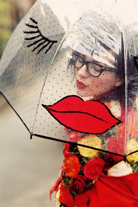 Felix Rey Umbrella Clear
