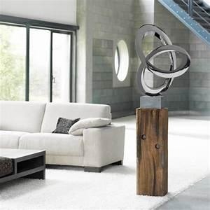 Große Skulpturen Für Wohnzimmer : exklusives holz podest f r pure skulpturen 110x35 cm 85 kg ~ Bigdaddyawards.com Haus und Dekorationen