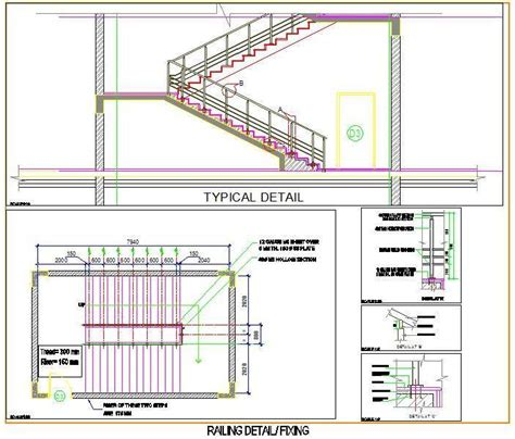 staircase railings designs staircase and railing design plan n design