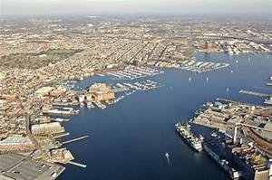 Fells Point Harbor in Baltimore, MD, United States ...