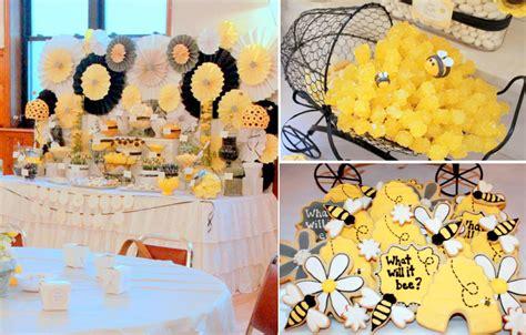 karas party ideas    bee bumblebee gender