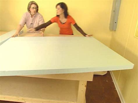 build  sewing table top  tos diy