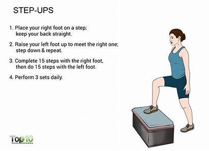 Step Cellulite Ups Rid Exercise Safely Faster
