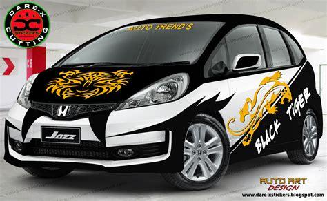 Stiker Modifikasi Mobil by 60 Modifikasi Stiker Mobil Ayla Silver Terupdate Mobil Gta