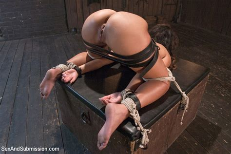 Teanna Trump At Sex And Submission
