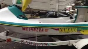 1996 Yamaha Waveraider