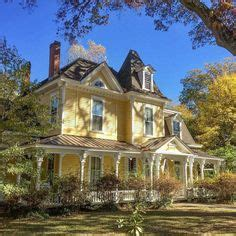 exterior paint color inspiration yellow navy cream