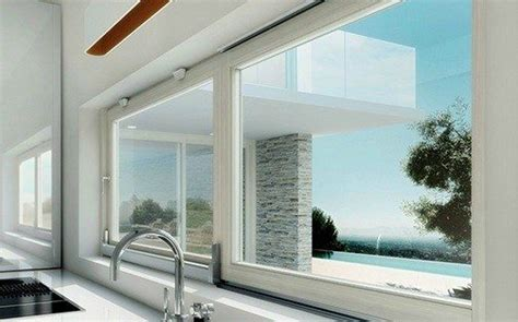 upvc window blue sky windows