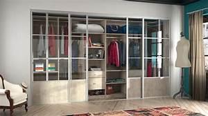 Porte Dressing Sur Mesure : dressing pas cher dressing sur mesure ~ Premium-room.com Idées de Décoration