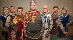 Spamalot romps into the Regent - Mags4Dorset