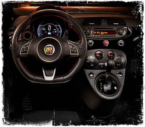 Fiat Abarth Automatic Transmission by 2015 Fiat 174 500 Abarth 6 Speed Automatic Transmission