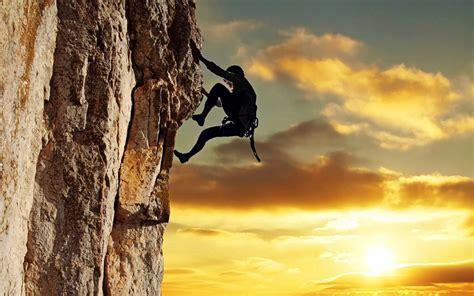 you want start rock climbing steps