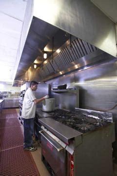 kitchen hood fire suppression fire extinguisher services