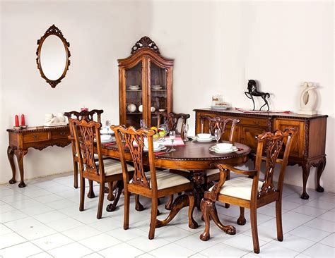 Chippendale Dining Room Chairs  House Design Inspiration