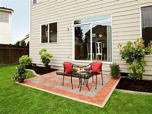 cheap diy patio floor ideas home citizen With easy diy patio floor ideas