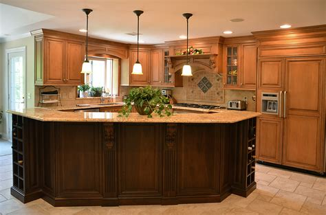cool kitchen islands two tone kitchen manasquan jersey by design line kitchens